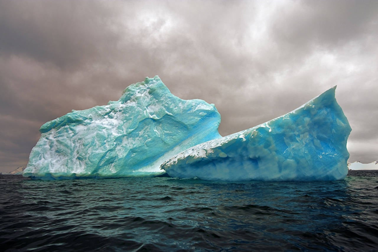 John Conn Landscape Photograph - Antarctica #98
