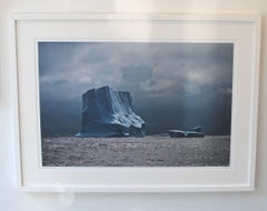 Antarctica #119, Color Photograph, Limited Edition, Travel, Blue, Water, Iceberg