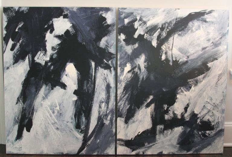 Europa 19 & 20 Diptych