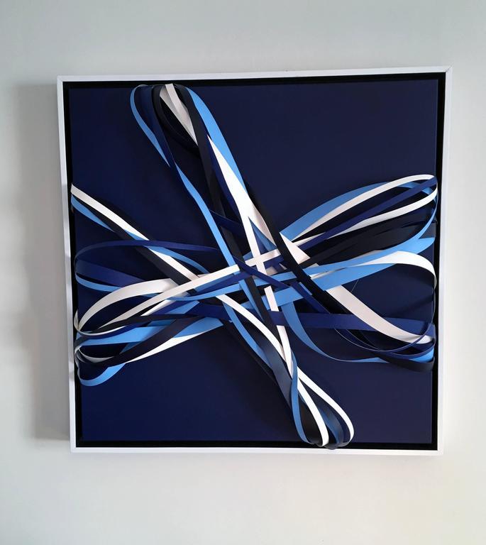 Joseph Dermody - Blue Counterpoint 1