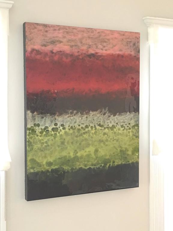 Marie Danielle Leblanc Landscape Painting - Blanes