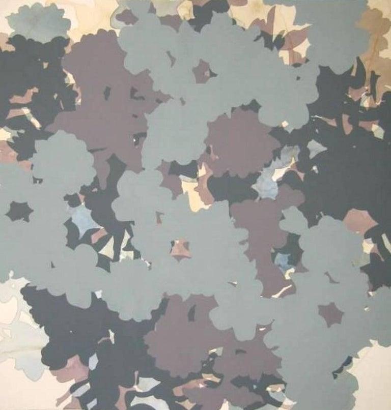 Sara Cole Landscape Painting - Overgrowth 24