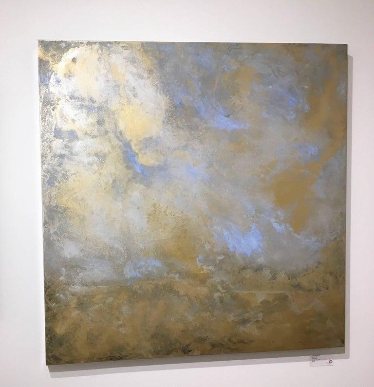 Michelle Gagliano Landscape Painting - Rhosen