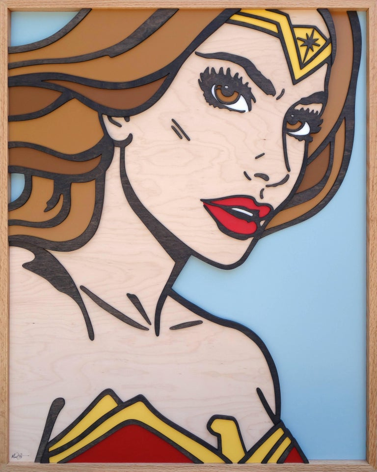 More Powerful Than You Know - Mixed Media Art by Mitch McGee