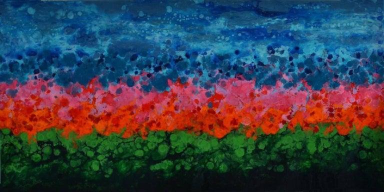 Marie Danielle Leblanc Landscape Painting - Deurali