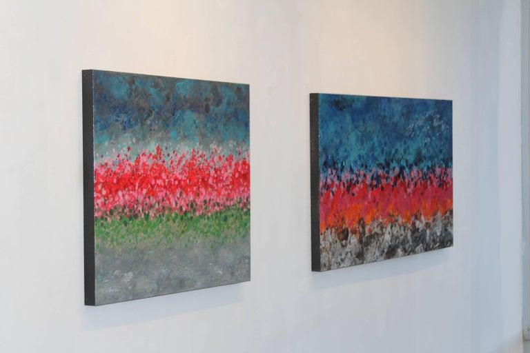 Deurali - Painting by Marie Danielle Leblanc