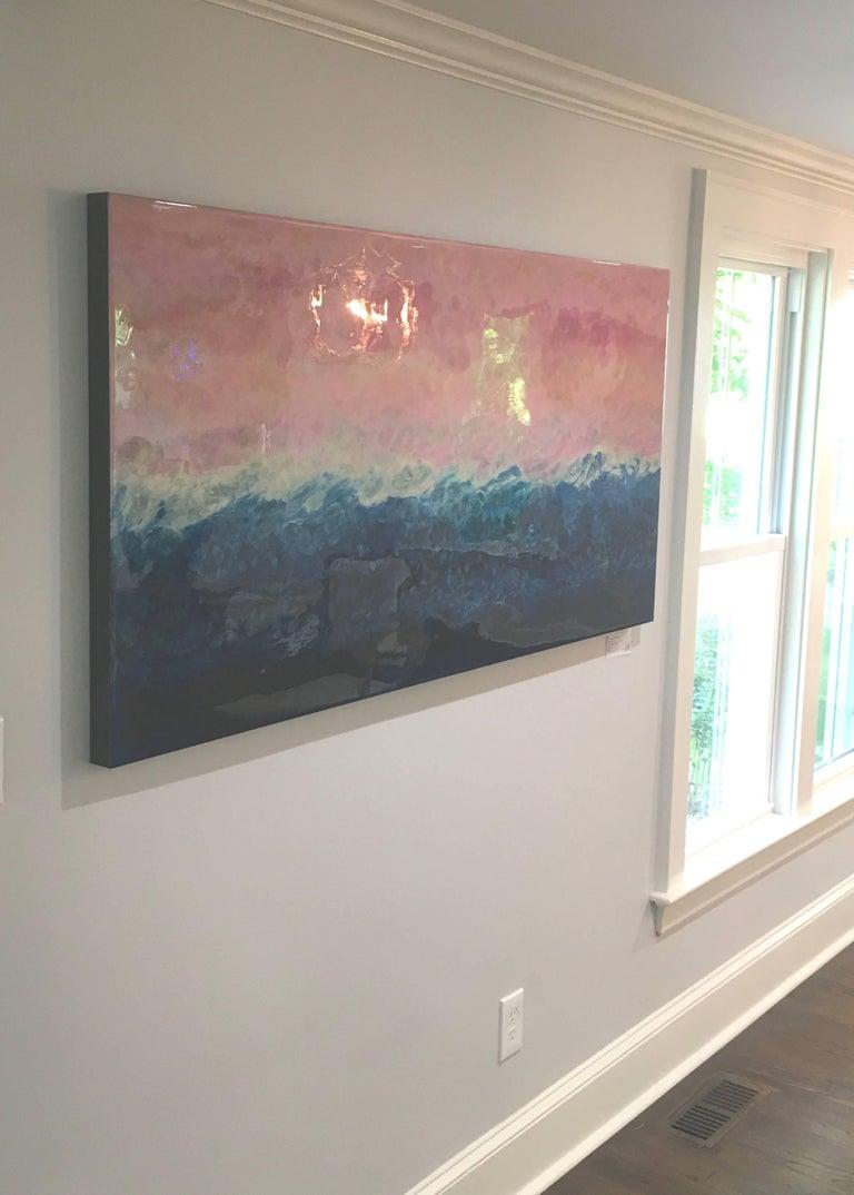 Marie Danielle Leblanc Landscape Painting - Fiorland