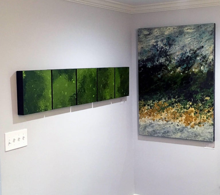 Ile Perot - Painting by Marie Danielle Leblanc