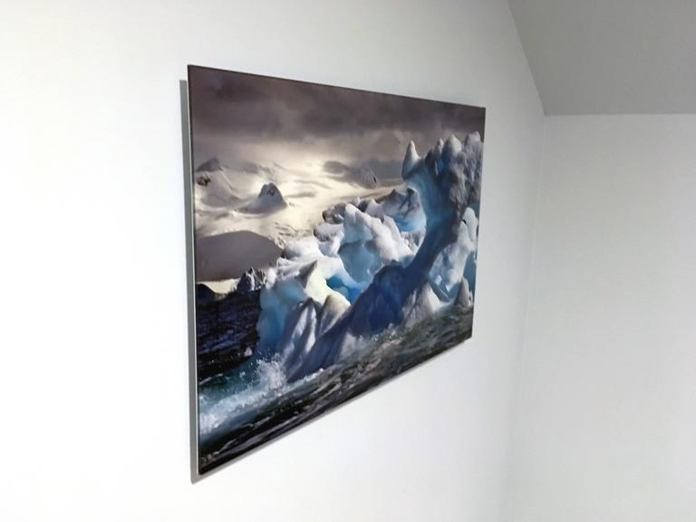 Antarctica #33 - Photorealist Photograph by John Conn