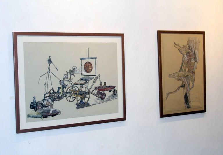 Explorer - Art by Krzysztof Pastuszka