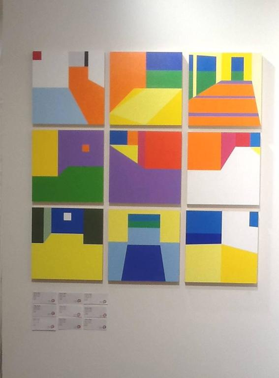 Martha Hughes lives and works in Marfa, Texas. She received her B.F.A. from the University of Texas, Austin.  She has been exhibiting her artwork since 1987 throughout the US including a recent exhibit group show in Santa Fe featuring her work