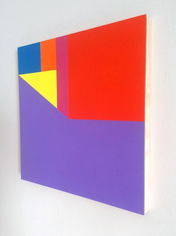 Scene 149 - Painting by Martha Hughes