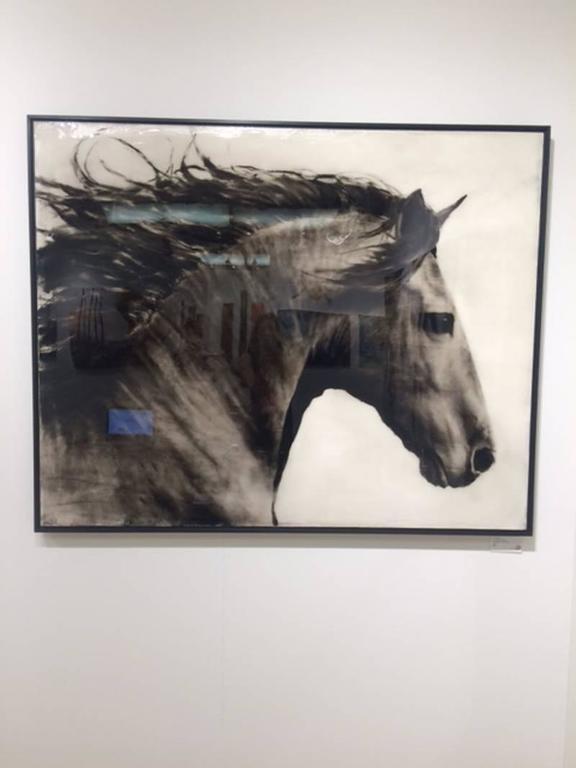 Flee to Freedom - Painting by Ken Peloke