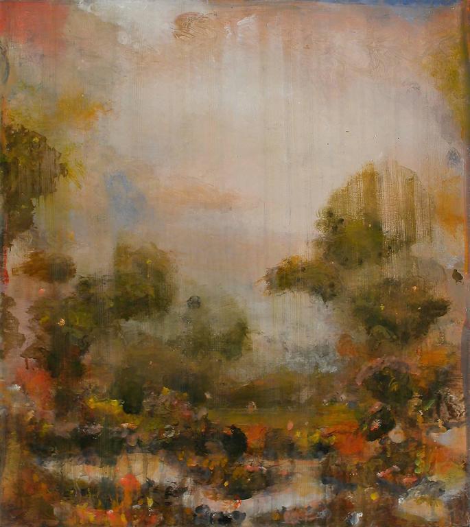 Oil Paintings By Leaver