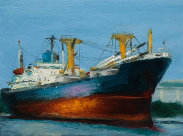 Victor Honigsfeld - The Ship 1
