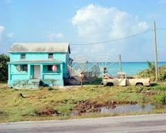 Satellite Dishes, Cat Island