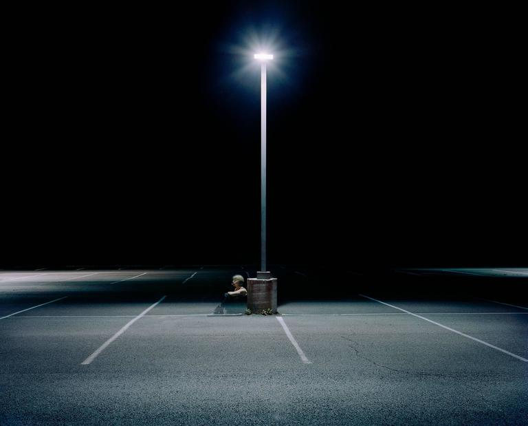 Maria Passarotti - Parking Lot 1