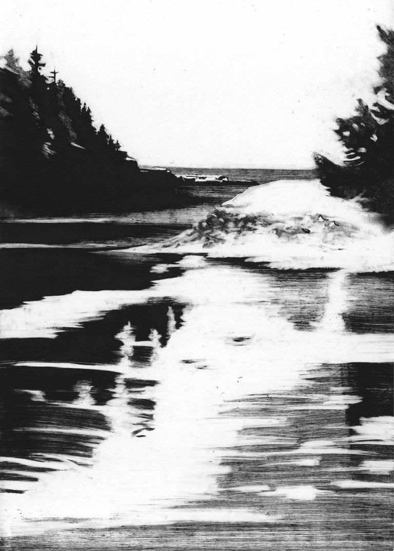 Rachel Burgess - Inlet II 1
