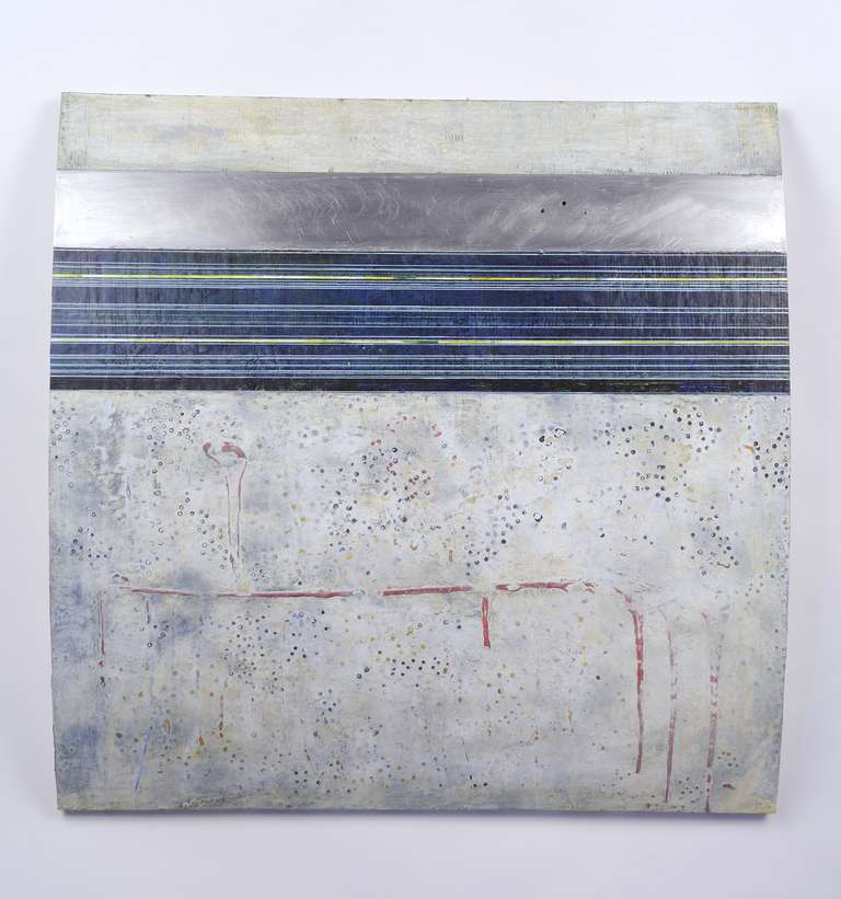 Francie Hester Abstract Sculpture - Strata 14-4