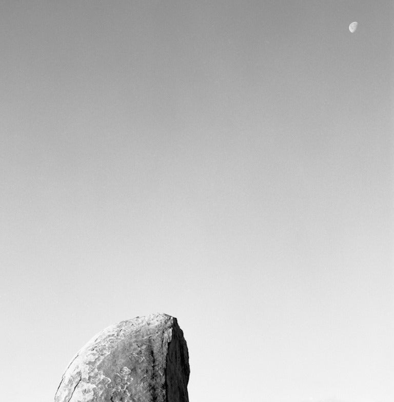 Moon Talks to Rock