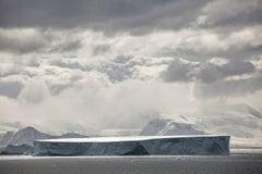 Giant tabular iceberg, Antarctica