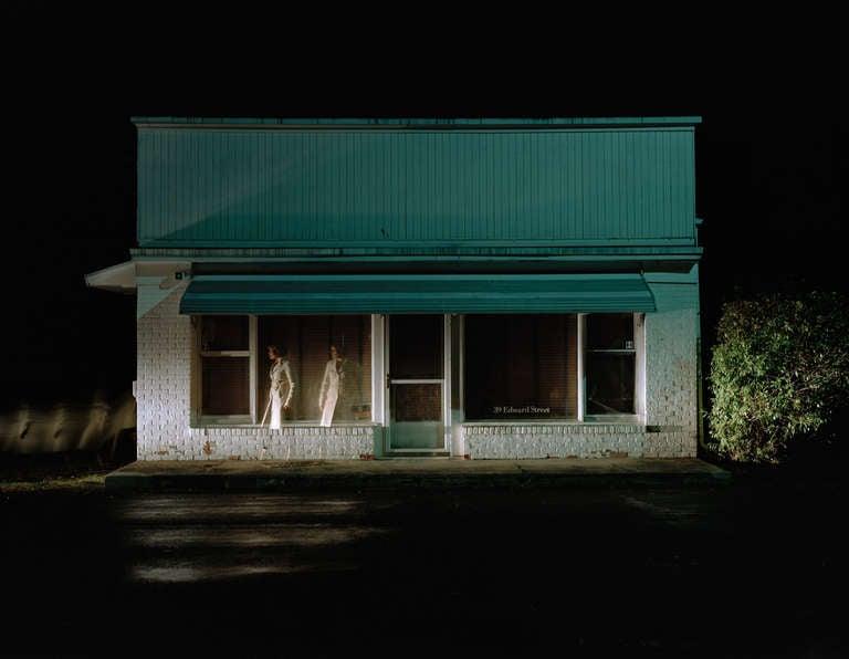 Maria Passarotti Color Photograph - Edward Street