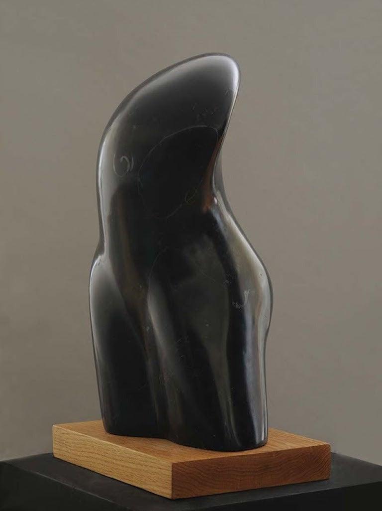 Tendu - Sculpture by Lilian R Engel