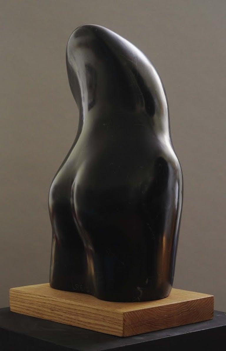 Lilian R Engel Abstract Sculpture - Tendu