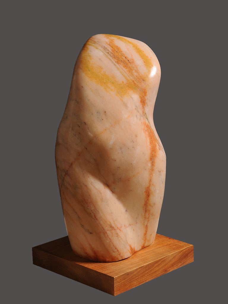 Lilian R Engel Abstract Sculpture - Chasse