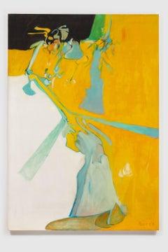 Untitled I (Yellow Black)