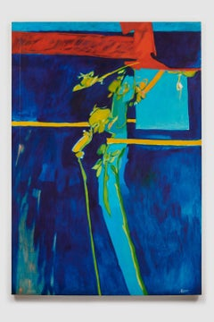 Untitled I (Blue Red)