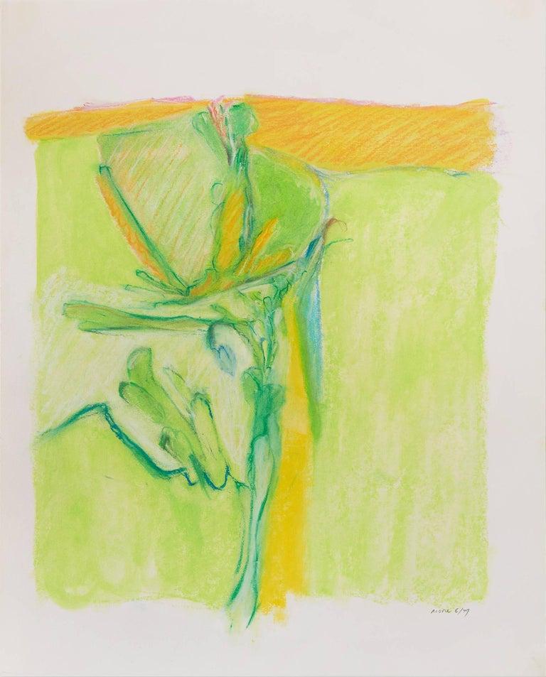 Untitled II (green yellow)