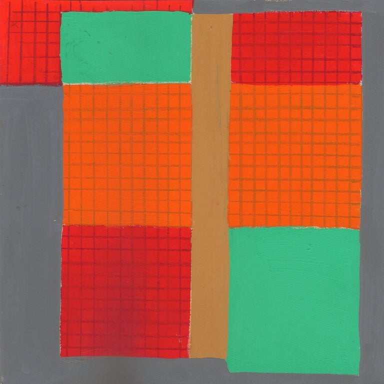 Caryn Azoff Abstract Painting - 17/1