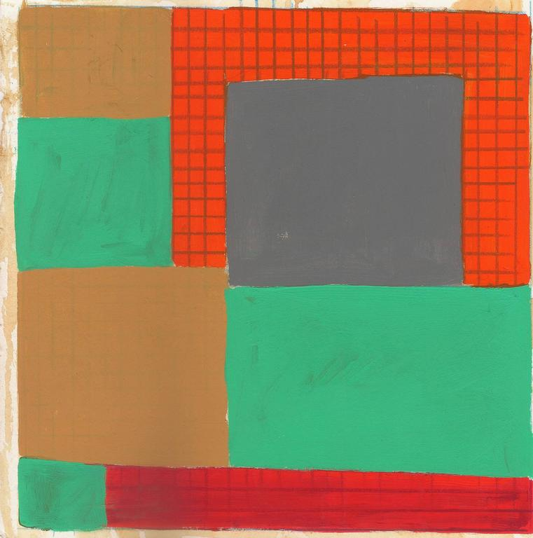 Caryn Azoff Abstract Painting - 17/3