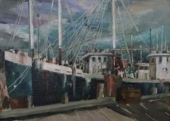 Gloucester Fishing Boat