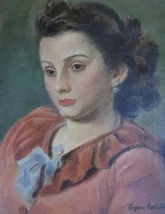 Portrait of Irene