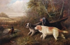 Highland Hunting Dogs