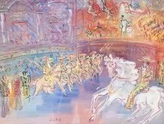 Parade Equestre