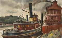 Tugboat Scene