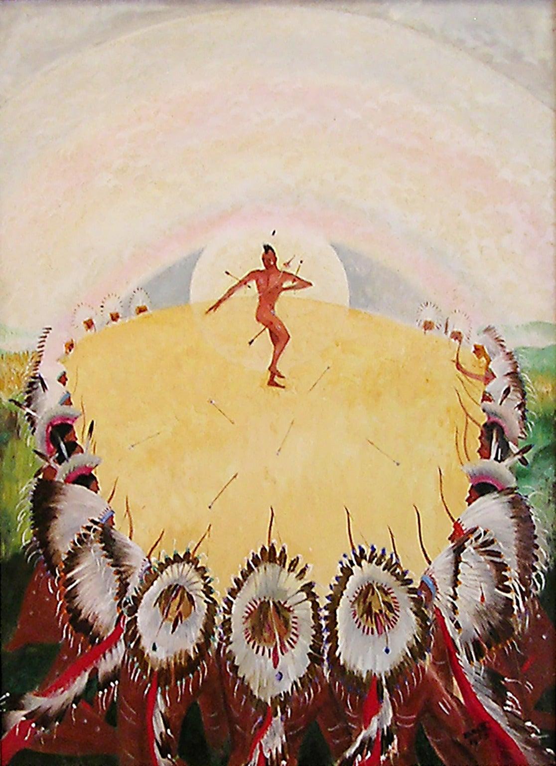 Dorothy Brett Paintings For Sale