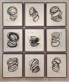 Richard Serra - Bights #1-9