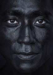 Black Face #6