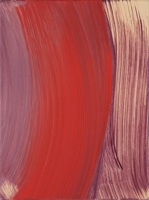 Anne Russinof - Red Swipe 1