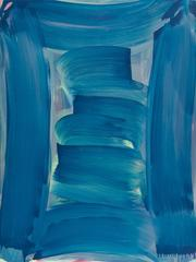 Anne Russinof, Stacked Vault, 2015, Canvas, Oil Paint