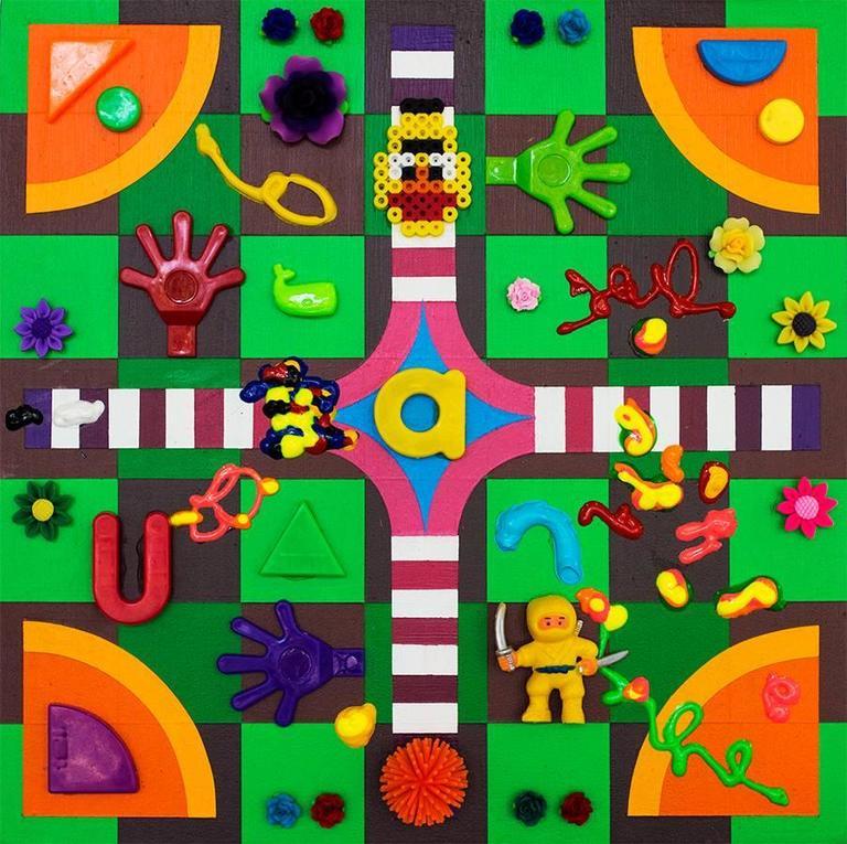 Kenny Colors - Happyslappy 1