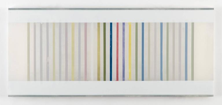 Debra Ramsay Abstract Painting - Mushroom Gradient