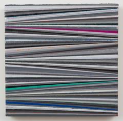 Audrey Stone, Grey Matter, 2015, Canvas, Acrylic Paint, Pigment