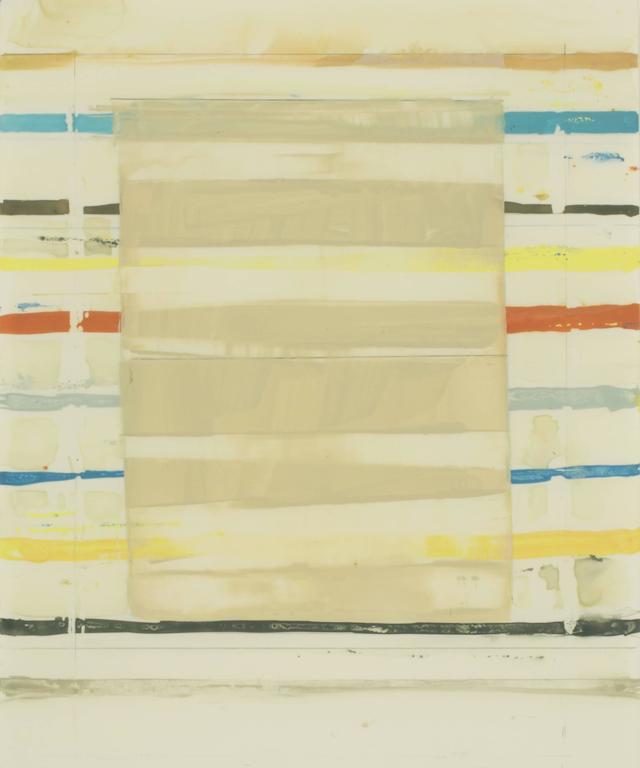 Elizabeth Gourlay, 'Sistrum 12', 2016, Gouache, Synthetic Paper