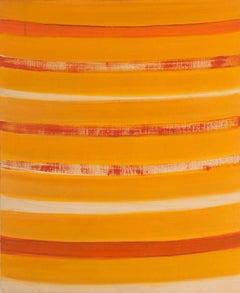 Emily Berger, Swing, 2014, oil paint, wood panel