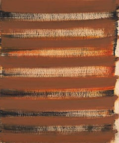 Emily Berger, Catch Sight, 2014, oil paint, wood panel